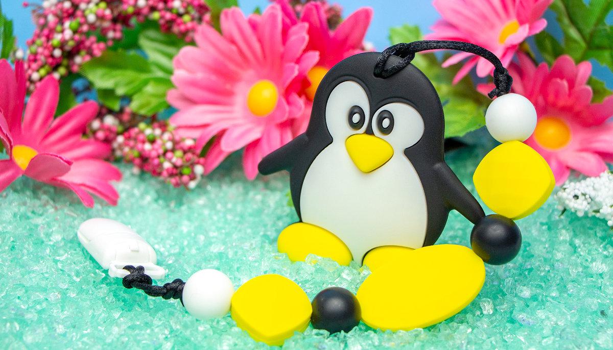Penguin - Yellow