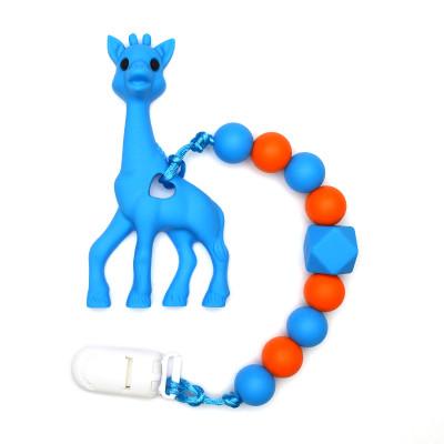 Giraffe - Blue