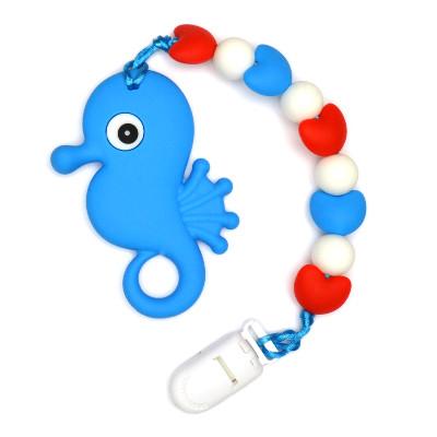 Seahorse - Blue