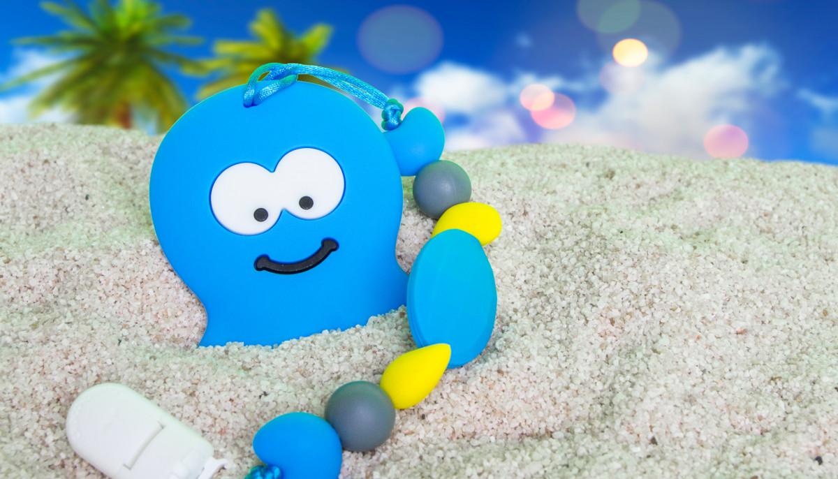Octopus - Blue
