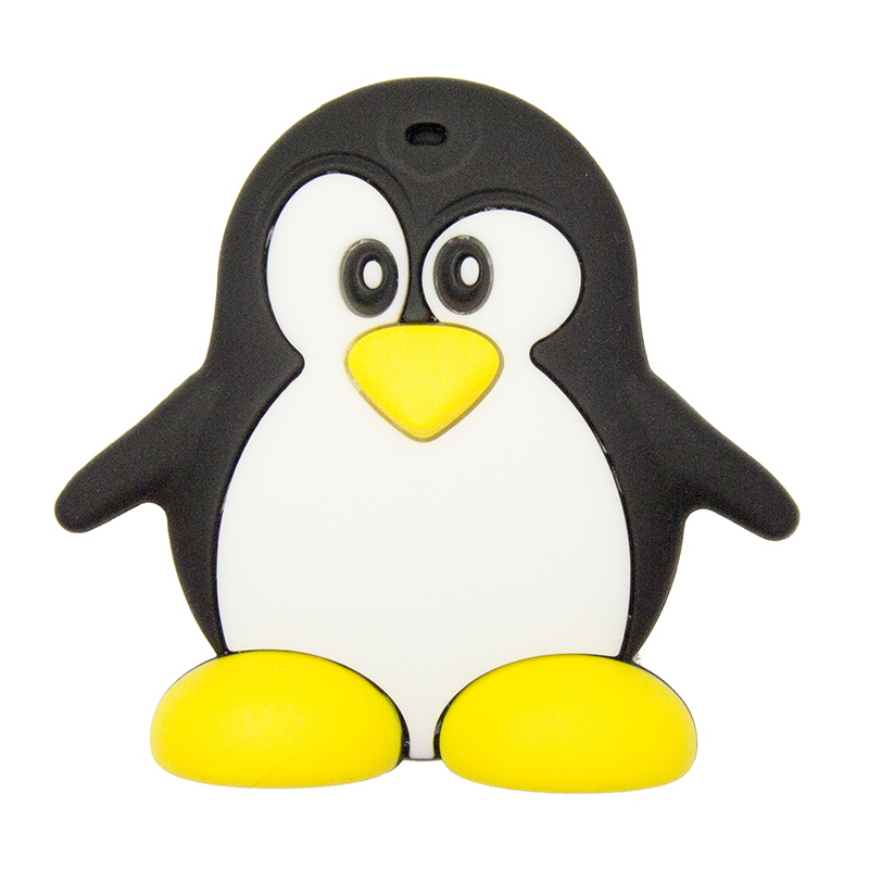 Only toys Penguin (Only) - Yellow