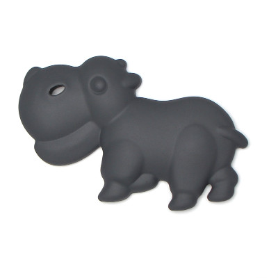 Hippo (Only) - Gray