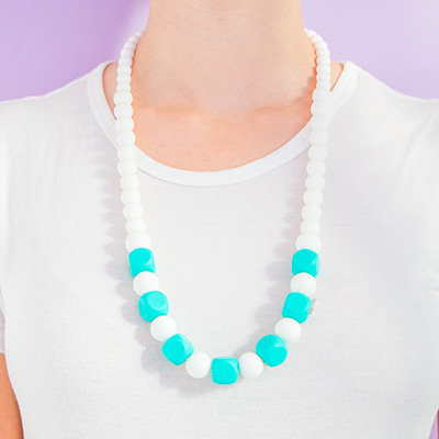 Marshmallow - Turquoise