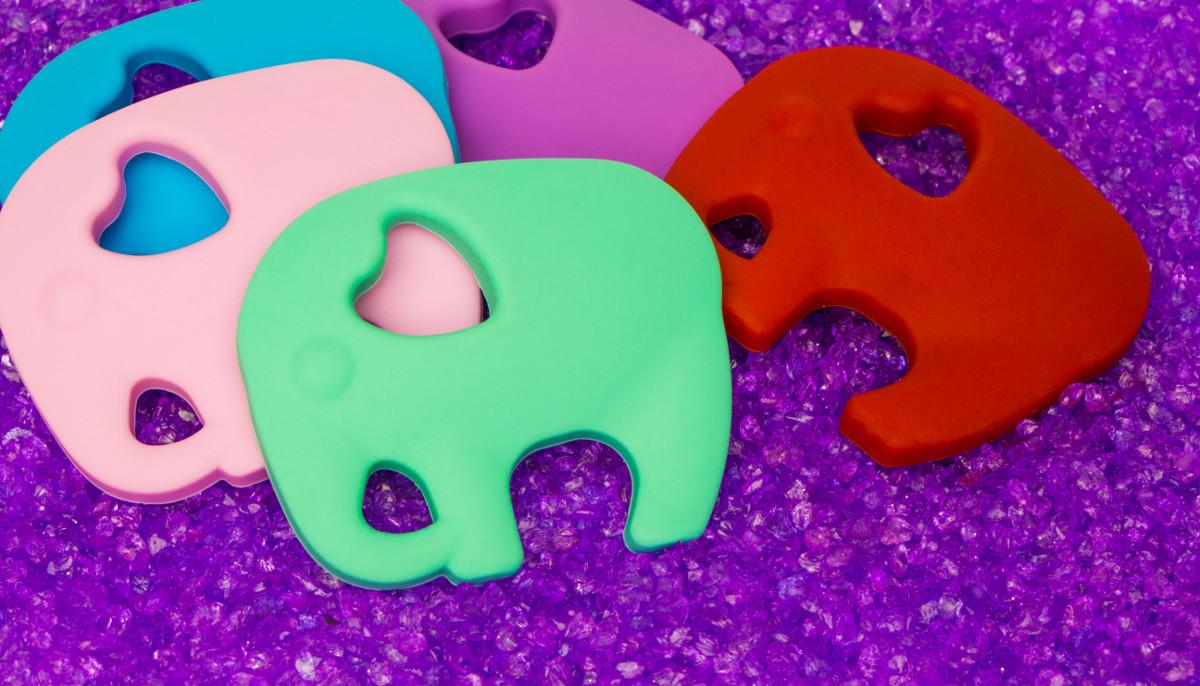 Elephant (Only) - Turquoise