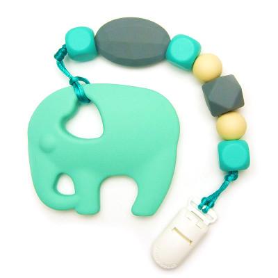 Elephant - Turquoise