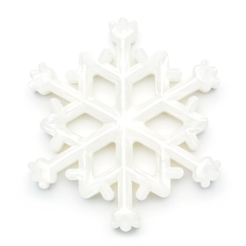 Only toys Snowflake (Only) - White