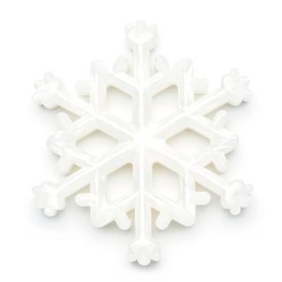 Flocon (Seul) - Blanc
