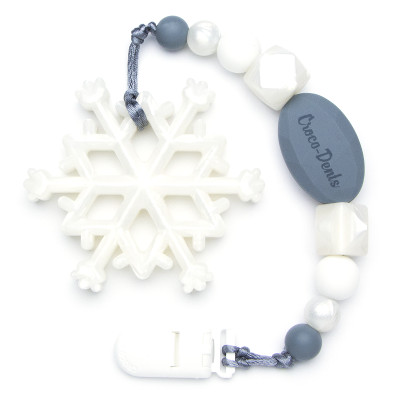 Snowflake - Gray