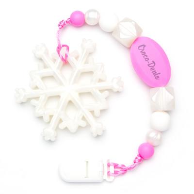 Snowflake - Pink