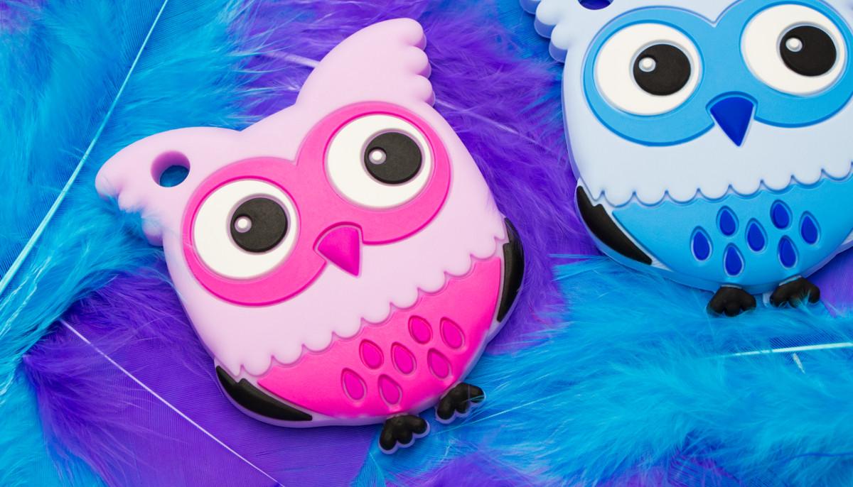 Owl - Magenta