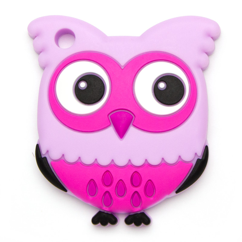 Only toys Owl (Only) - Magenta