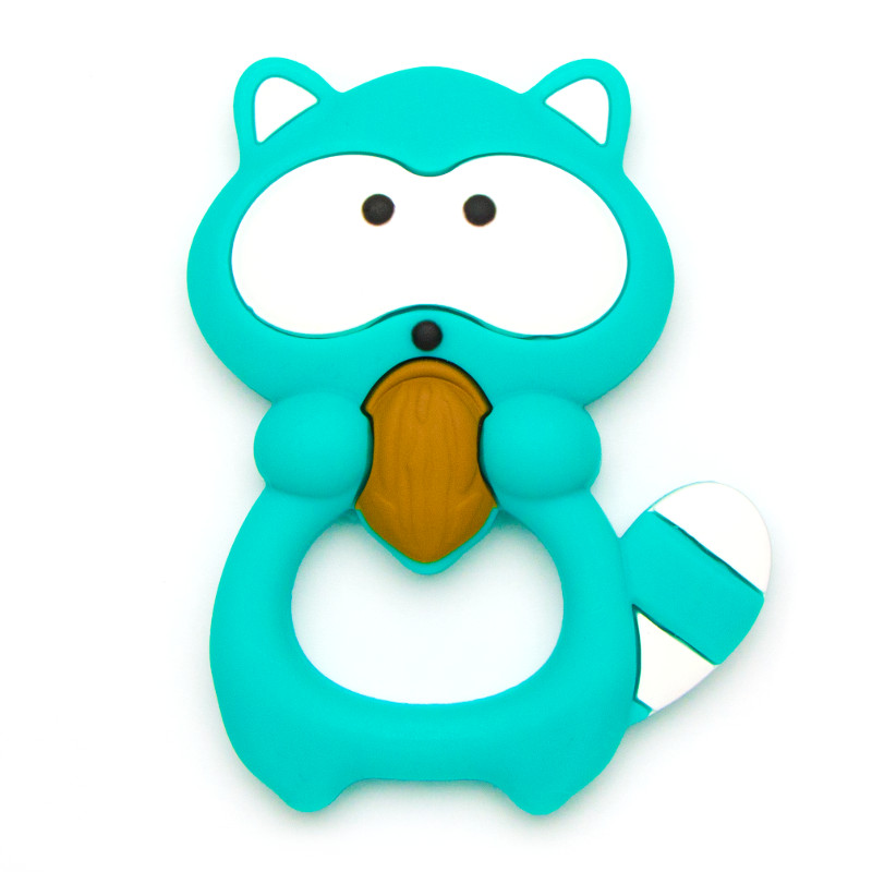 Only toys Raccoon (Only) - Turquoise