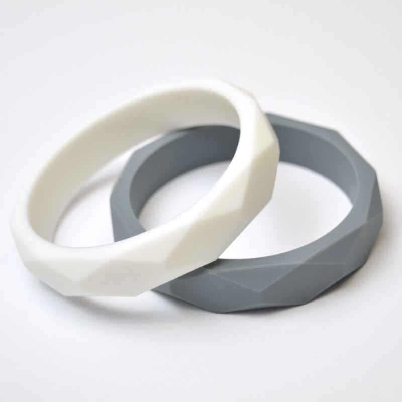 Accessories Eternity Duo - White and Gray