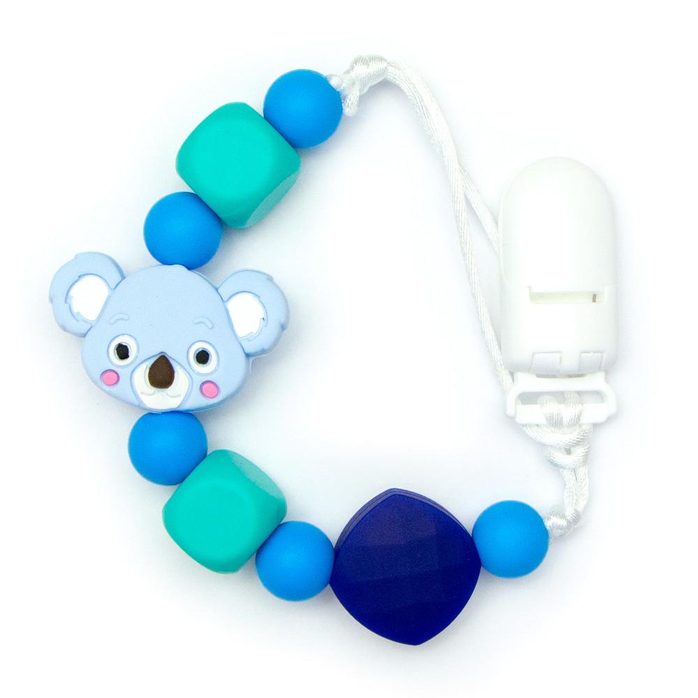 Attaches-Suces Bébé Koala - Bleu