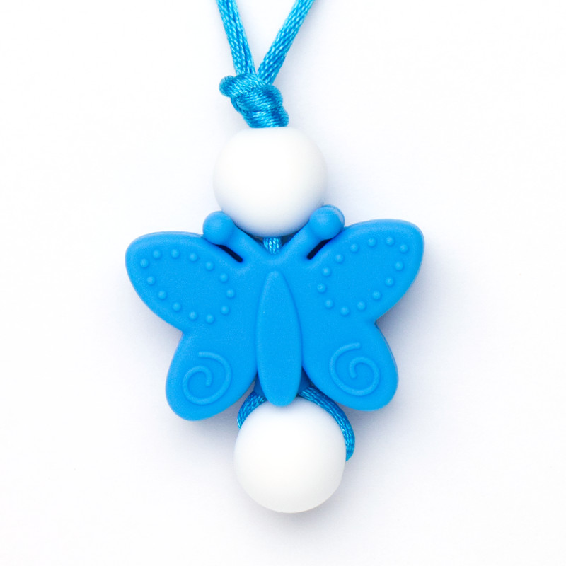 Accessories Butterfly Clasp - Blue