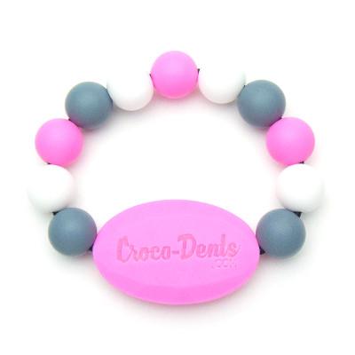 Identification Bracelet - Pink