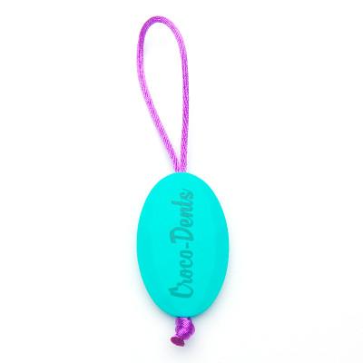 Identification Zipper - Turquoise