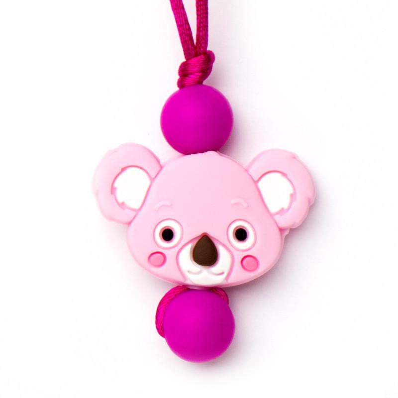 Accessories Butterfly Koala - Pink