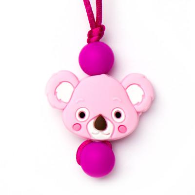 Fermoir Koala - Rose