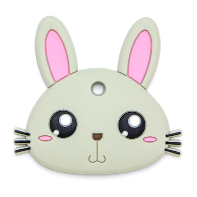 Only toys Rabbit (Only) - Gray