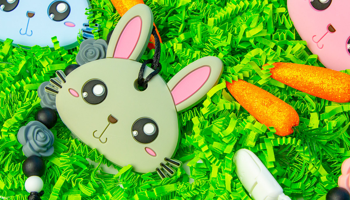 Rabbit (Only) - Gray