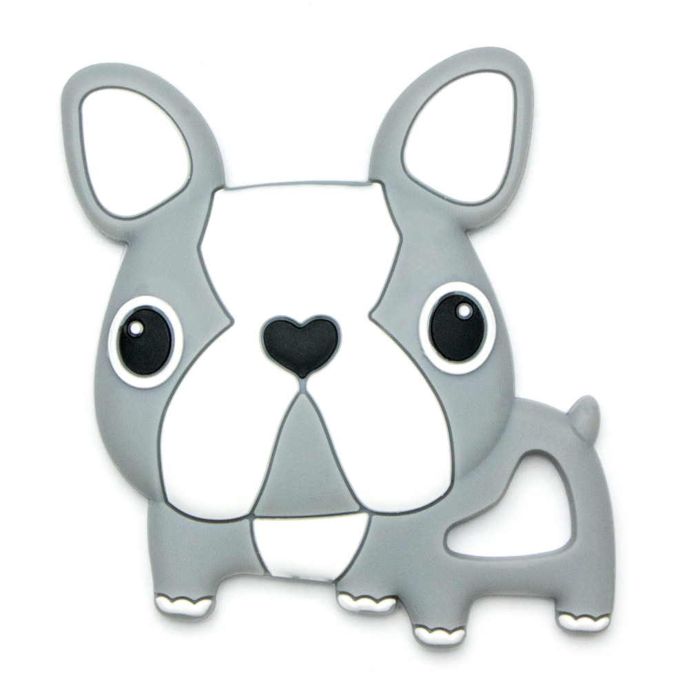 Only toys Bulldog (Only) - Gray