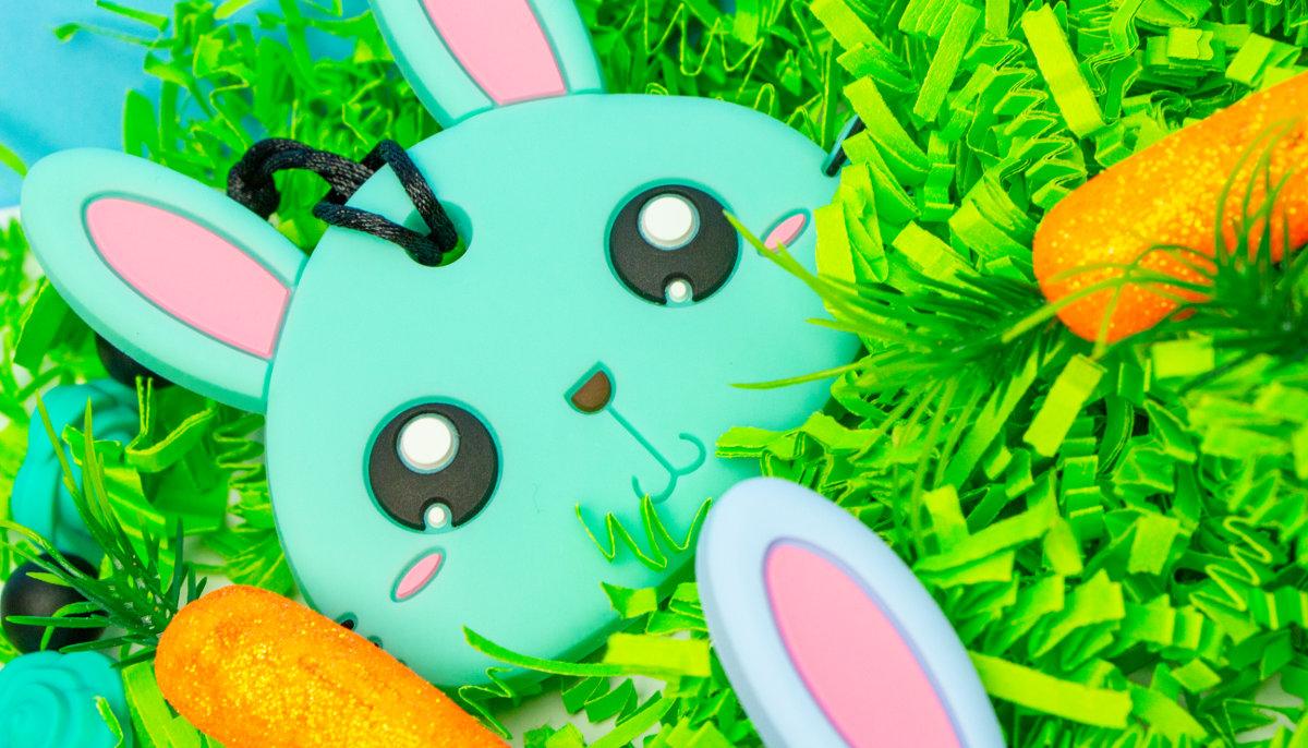 Rabbit - Turquoise
