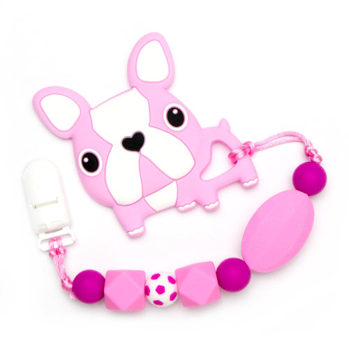 Bulldog - Pink