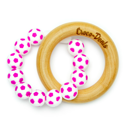 Wooden Balloon - Pink