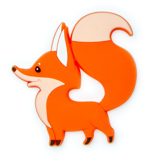 Only toys Fox (Only) - Orange