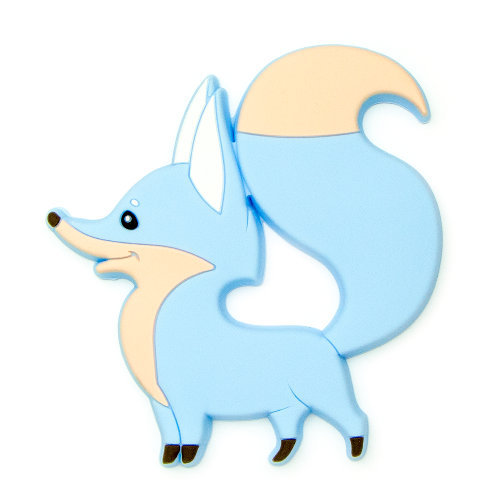 Fox (Only) - Blue