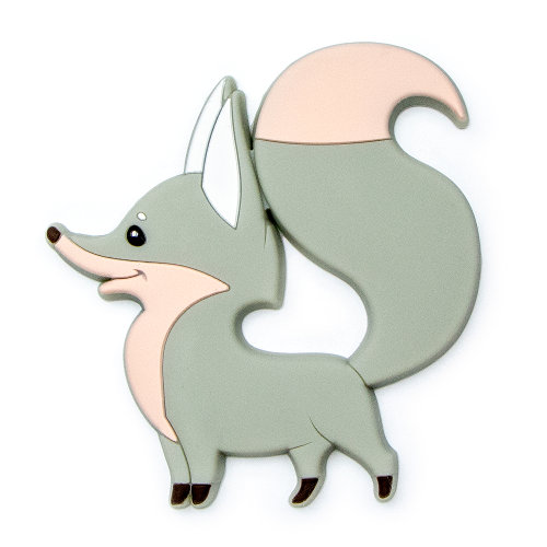 Fox (Only) - Grey