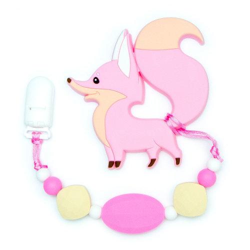 Fox - Pink