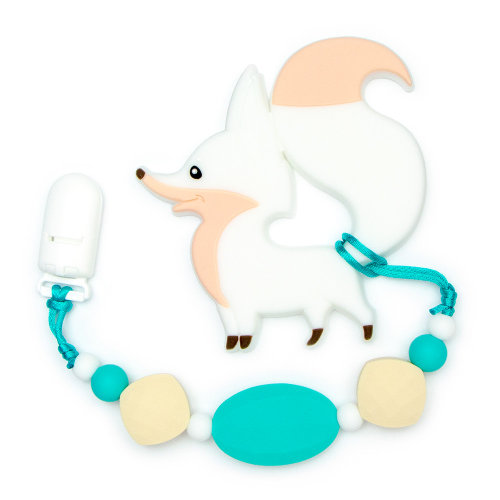 Fox - White