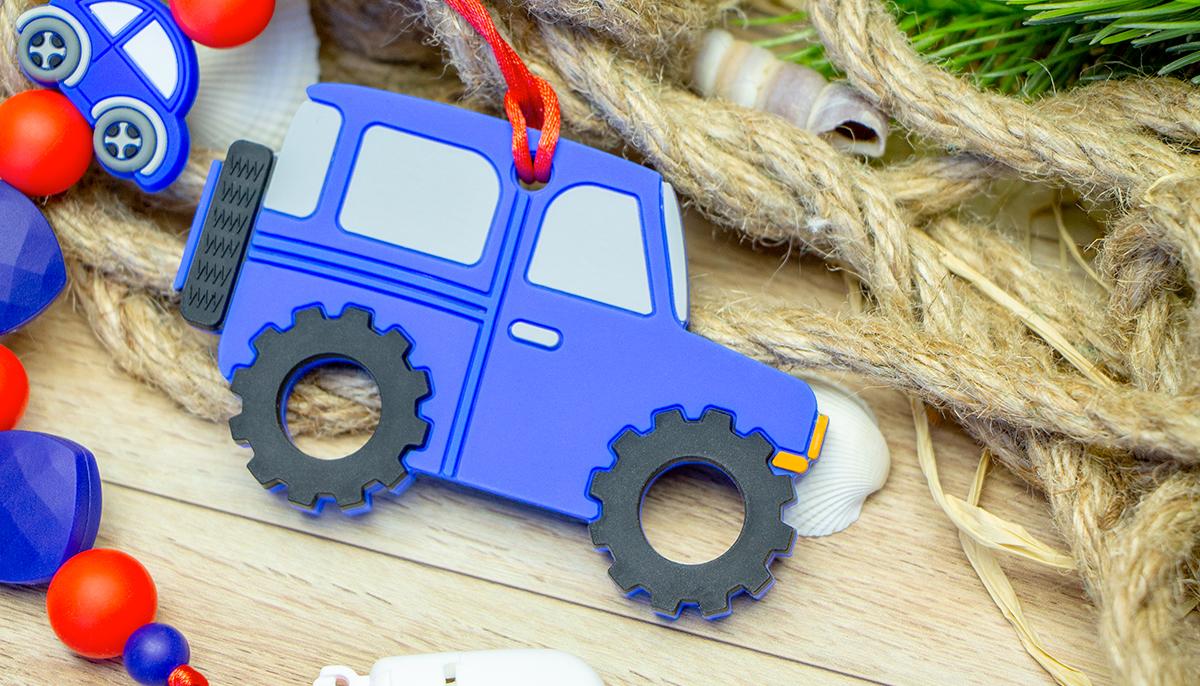Truck - Blue