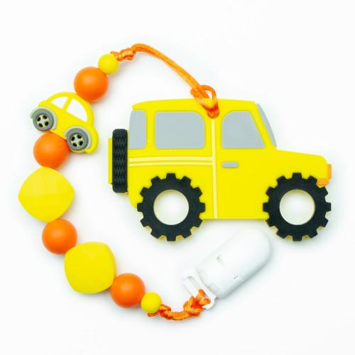 Truck - Yellow