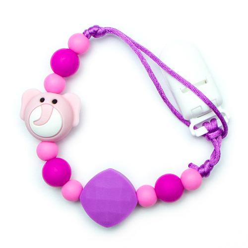 baby Elephant - Pink