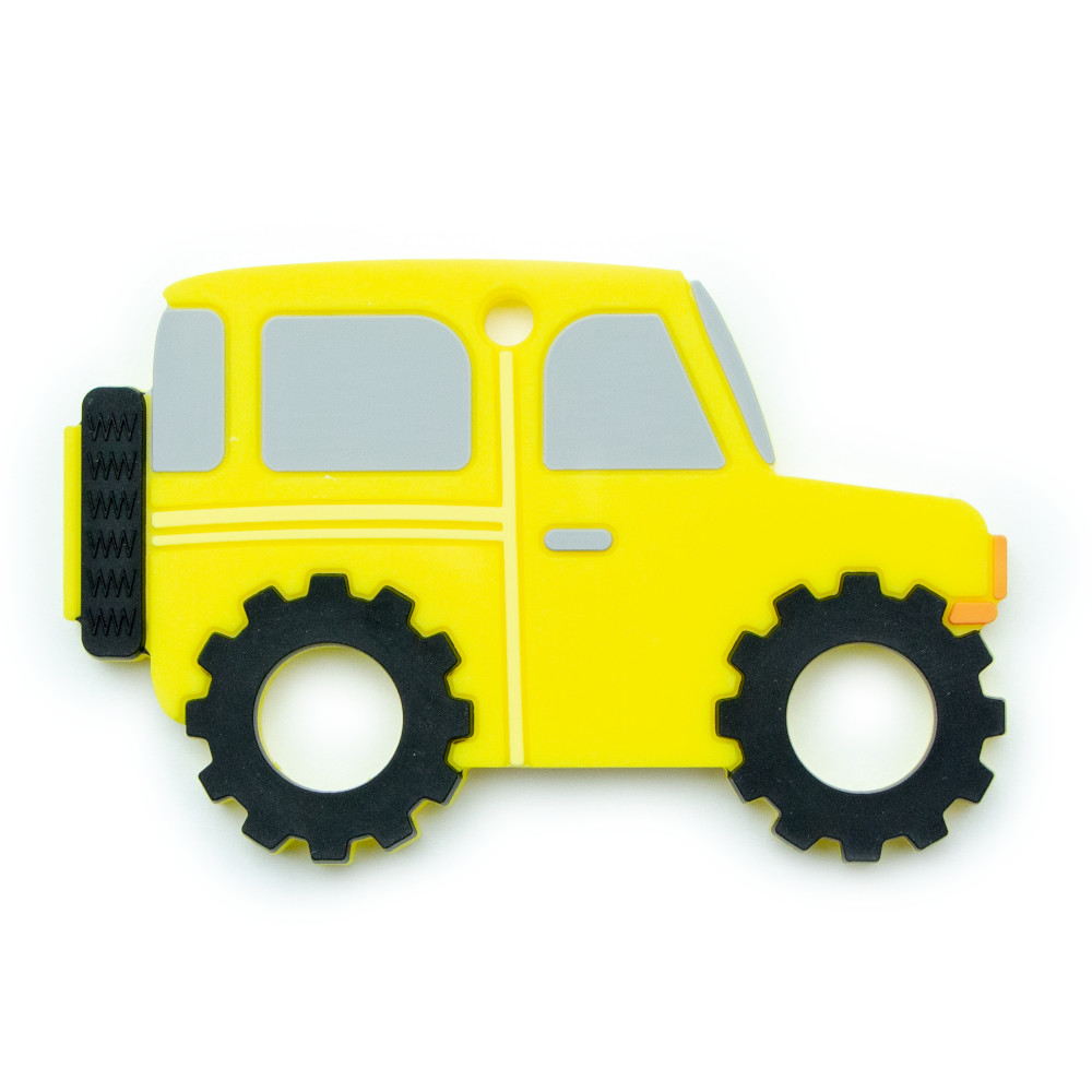 Only toys Truck (Only) - Yellow