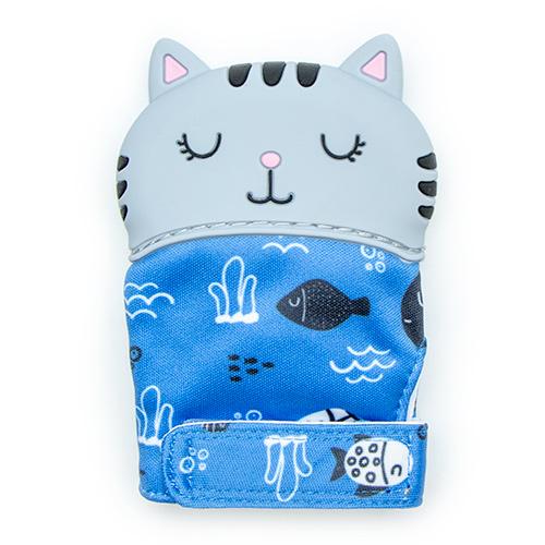 Accessories Cat Mitten - Gray