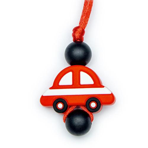 Car Zipper - Red