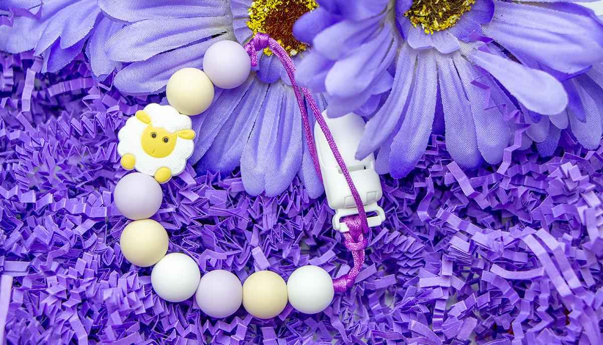 Little Sheep - Purple