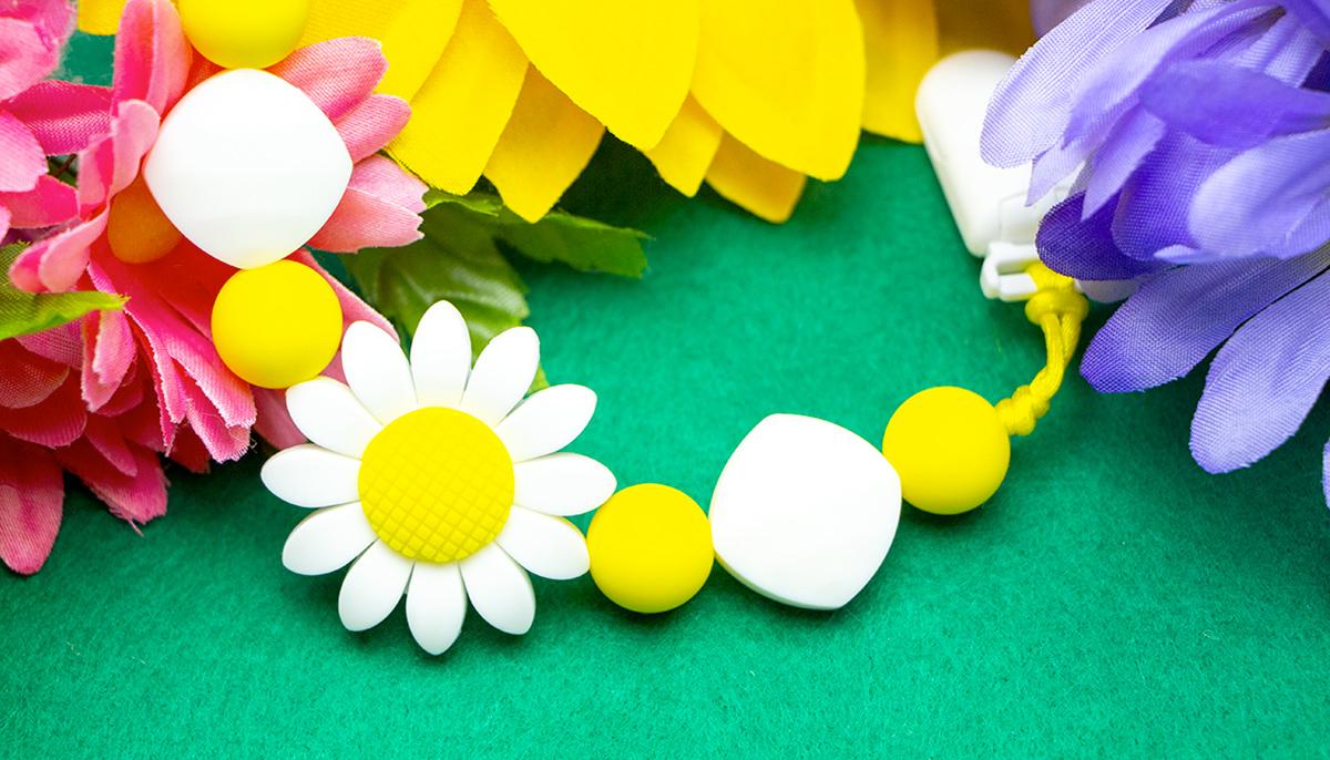 Daisy - White